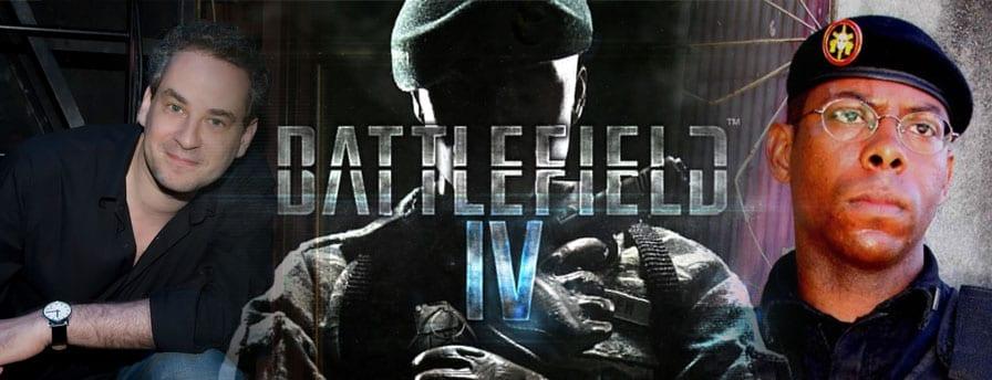 Dan-Stulbach-e-André-Ramiro-na-versão-brasileira-de-Battlefield-4