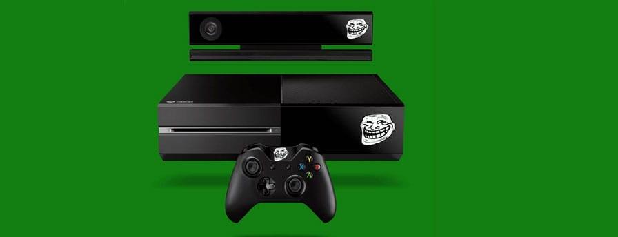 Xbox-One-ou-Troll-Box