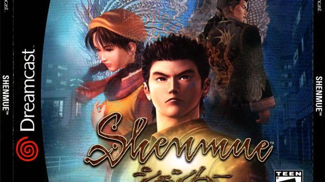 Shenmue é considerado até hoje como uma das obras máximas da Sega.