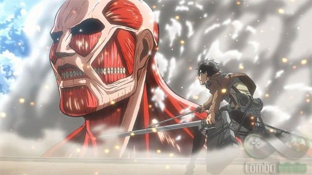 O anime está sendo um grande sucesso no mundo todo, prato cheio pra quem é fã de animes violentos, com ótima trilha sonora e uma história excelente, recomendo