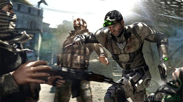 O visual do jogo é muito caprichado, mesmo que em alguns momentos aconteçam deslizes.