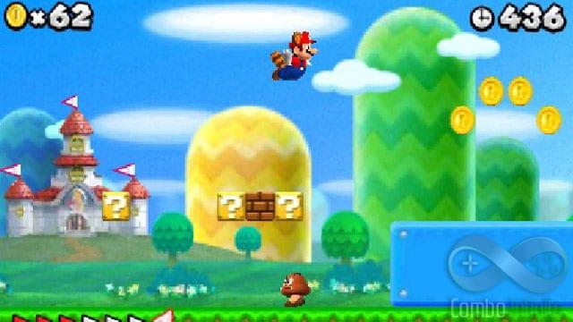 O gráfico se encaixou com perfeição ao portátil da Nintendo