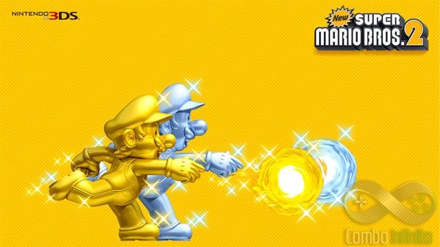 O novo poder Golden Flower.