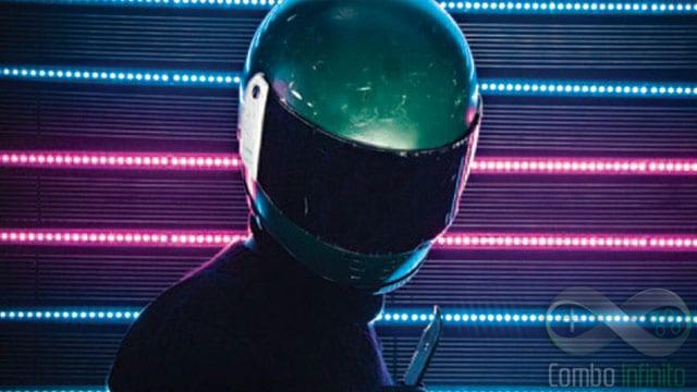 O Megaman dos Protomen.