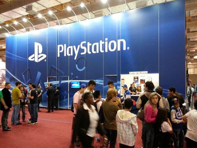 A Sony também não ficou por baixo