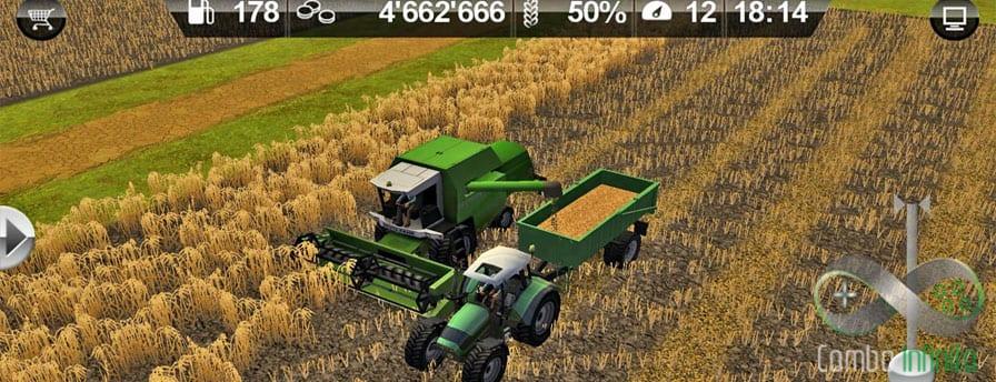 Farming Simulator chega ao PS3 e 360 - Combo Infinito