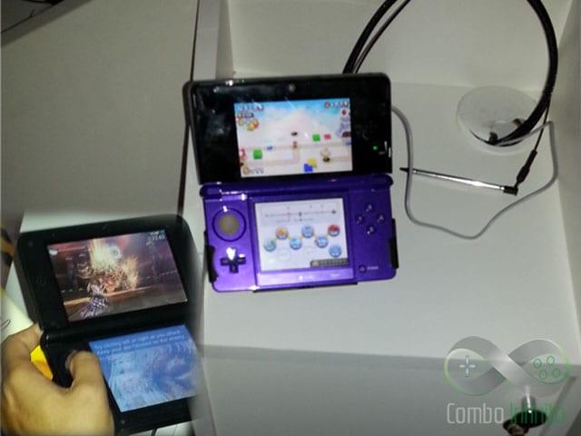 Tinha Nintendo 3Ds pá car&¨%$