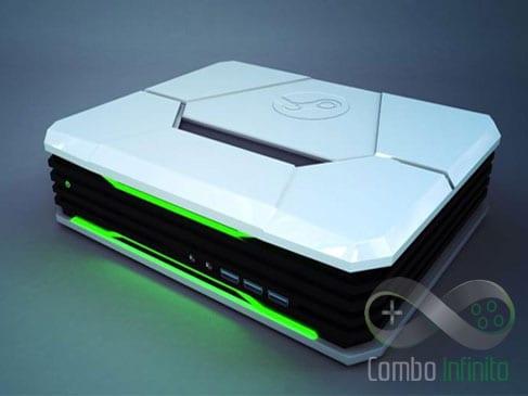 Cyber Power PC abre a lista dos Steam Machines. Máquina muito elegante, diga-se de passagem.