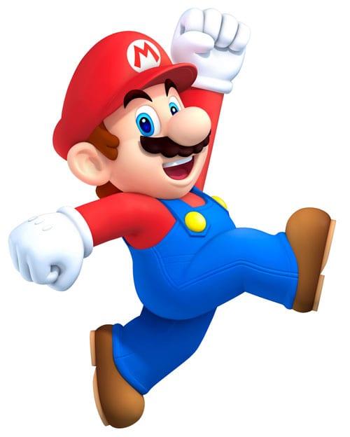Nintendo conta com o bigodudo!