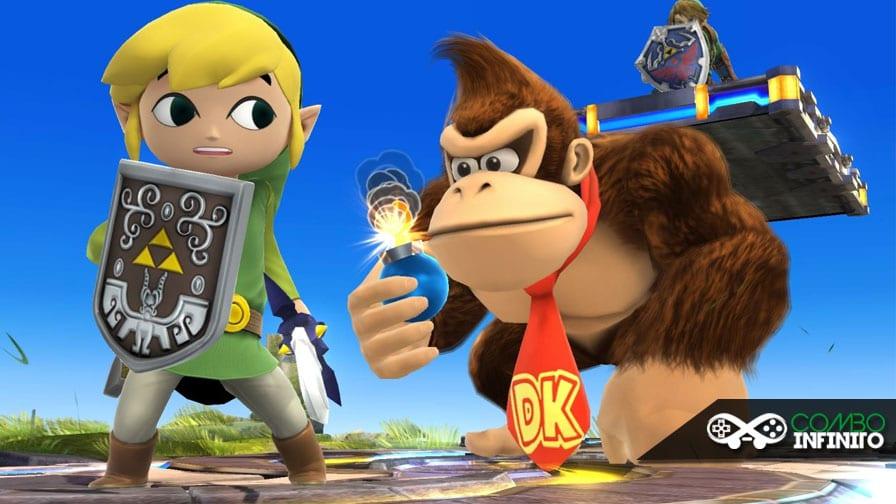 E3-2014-–-Super-Smash-Bros-3DS-vem-ai