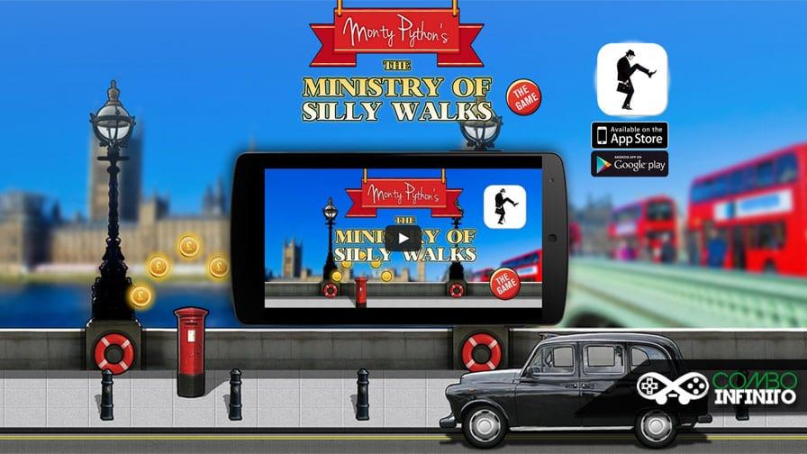 Monty-Python-tera-seu-proprio-game-para-Mobile---The-Ministry-of-Silly-Walks