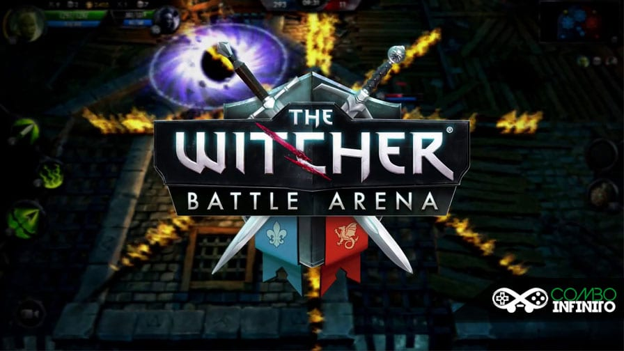 Android-recebera-o-Closed-Beta-de-The-Witcher-Battle-Arena