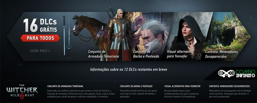 The-witcher-3-dlcs