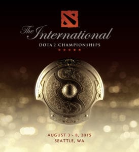 dota 2 the international 2015