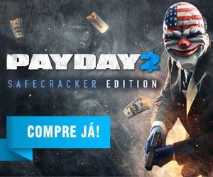 Payday 2 safecracker edition já está disponível!