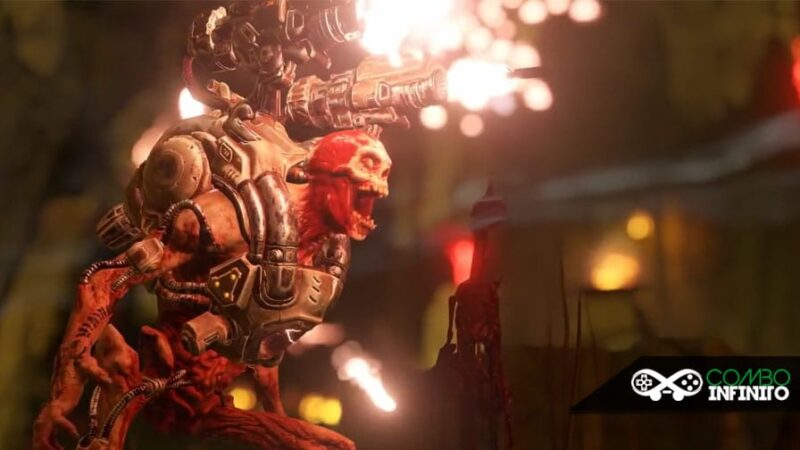 E3 2015: Assista ao primeiro vídeo gameplay do novo Doom - Combo