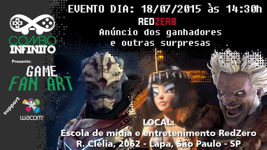 Convite-Evento-Game-Fan-Art
