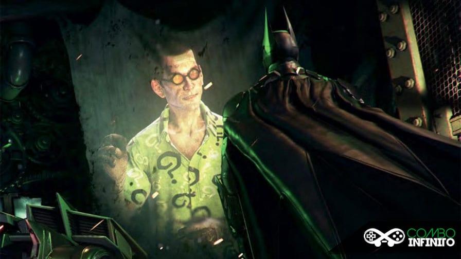 Batman arkham knight charada