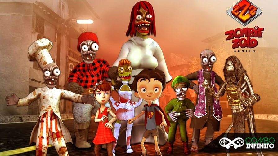 zombie-zoid