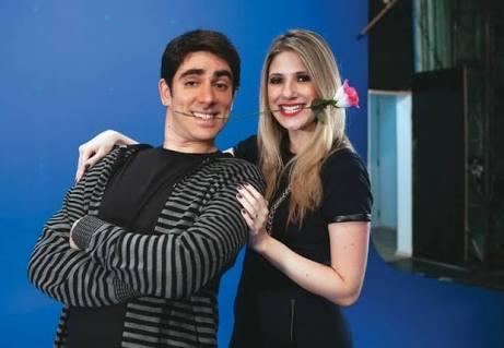 Adnet e Calabresa. Imagem Globo.com