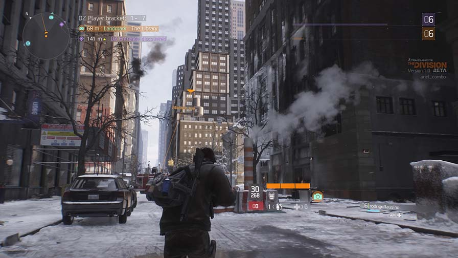 Tom Clancy's The Division™ Beta_20160131124925