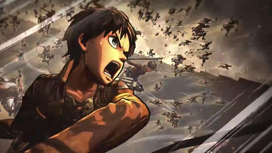 Attack on Titan terá cooperativo com até 4 jogadores