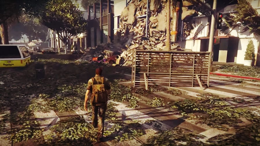 The Last Of Us New Maps - The last of us new maps
