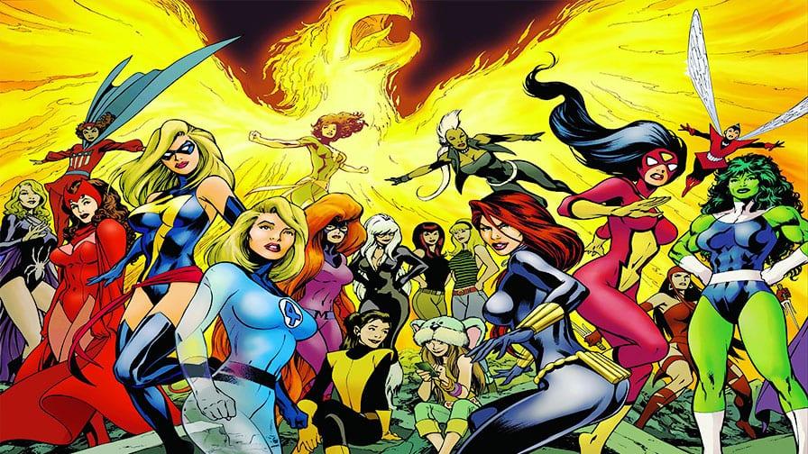 Female-Marvel