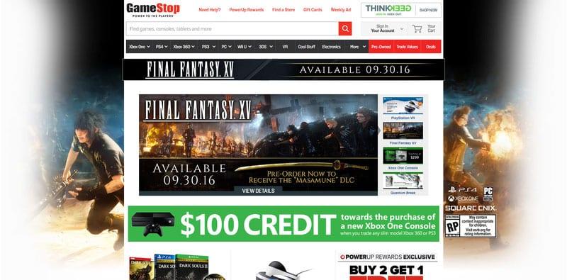 Final-Fantasy-XV-PCFinal Fantasy XV não será lançado para PC, segundo o diretor do jogo