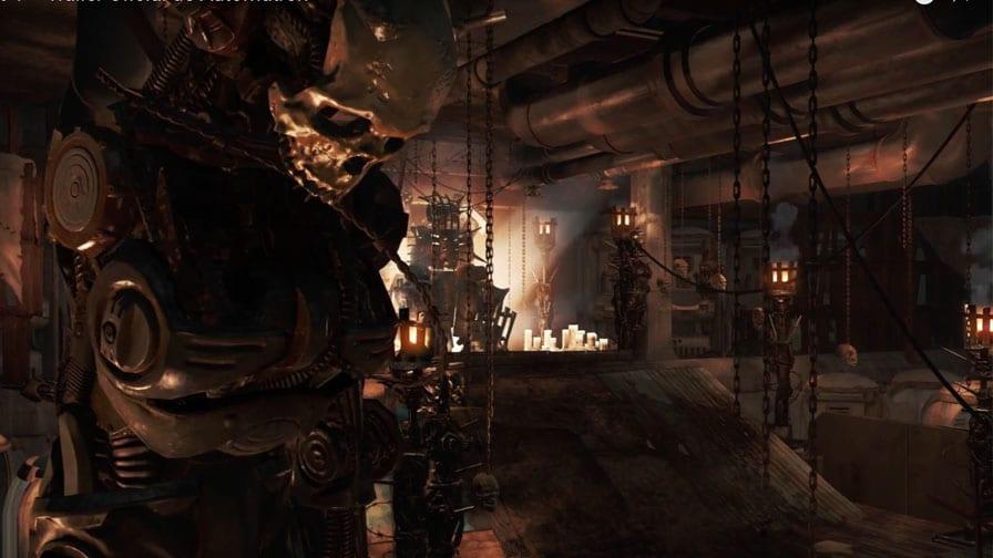 Super Trailer De Automatron O Dlc De Fallout 4 E Legendado Em