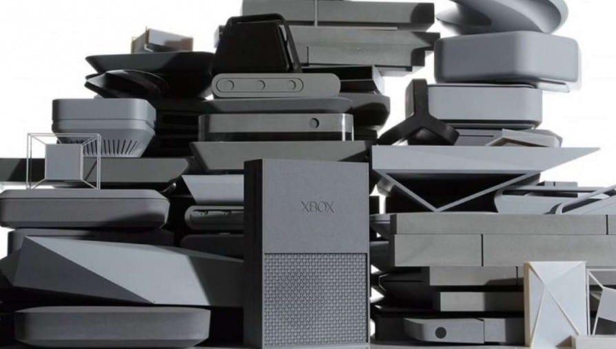 xbox one prototipos