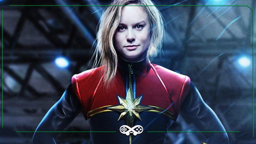 Brie Larson será Capitã Marvel nos cinemas