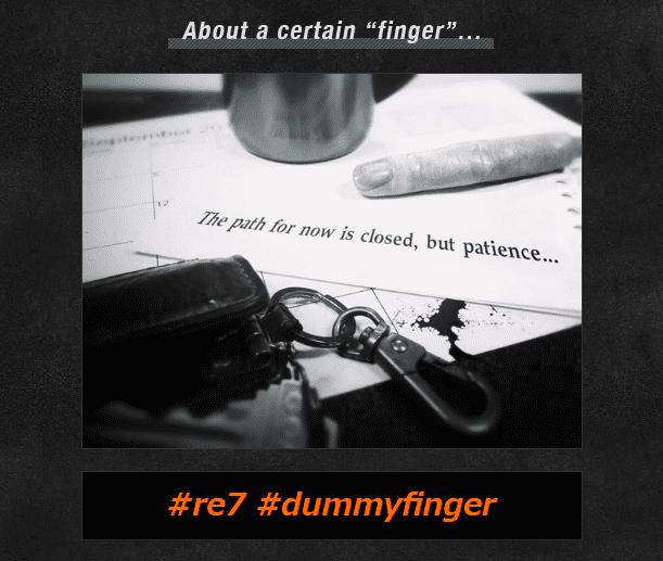 dummy-finger