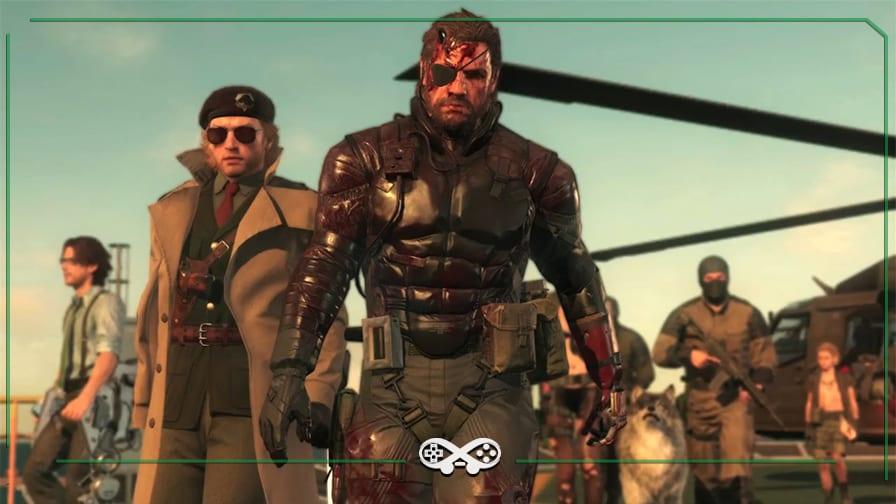 Konami anuncia Metal Gear Solid V: The Definitive Experience