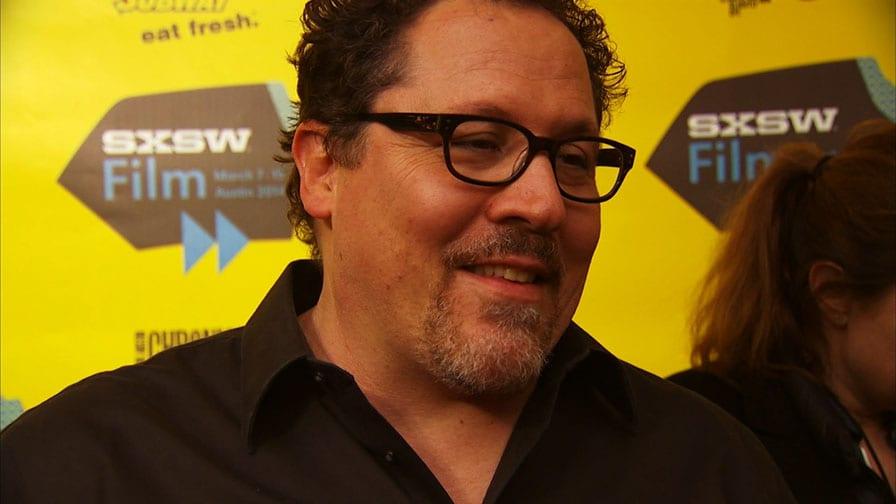 Jon Favreau, diretor de Jungle Book