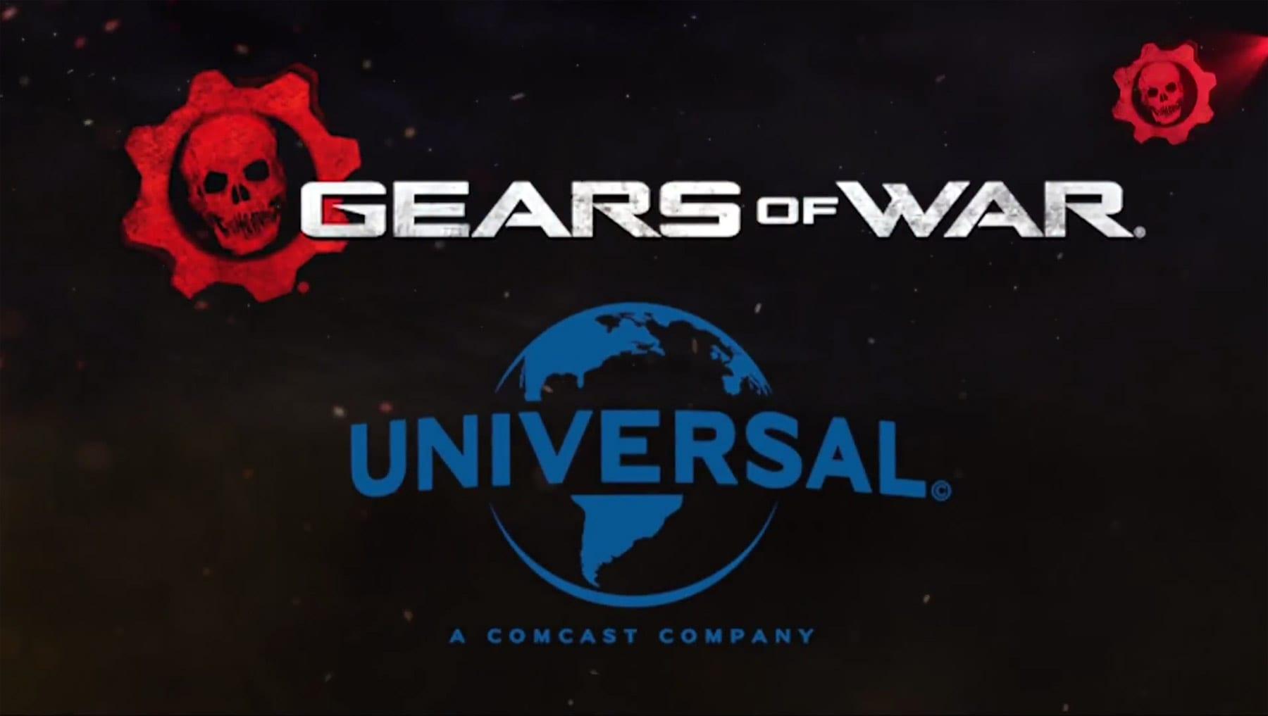 Filme de Gears of War é confirmado
