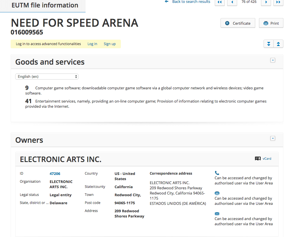 ea-applies-for-22need-for-speed-arena22-trademark-ea-ea-needforspeed-arena-needforspeedarena