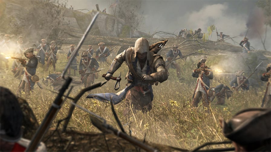 Ubisoft oferece Assassin's Creed 3