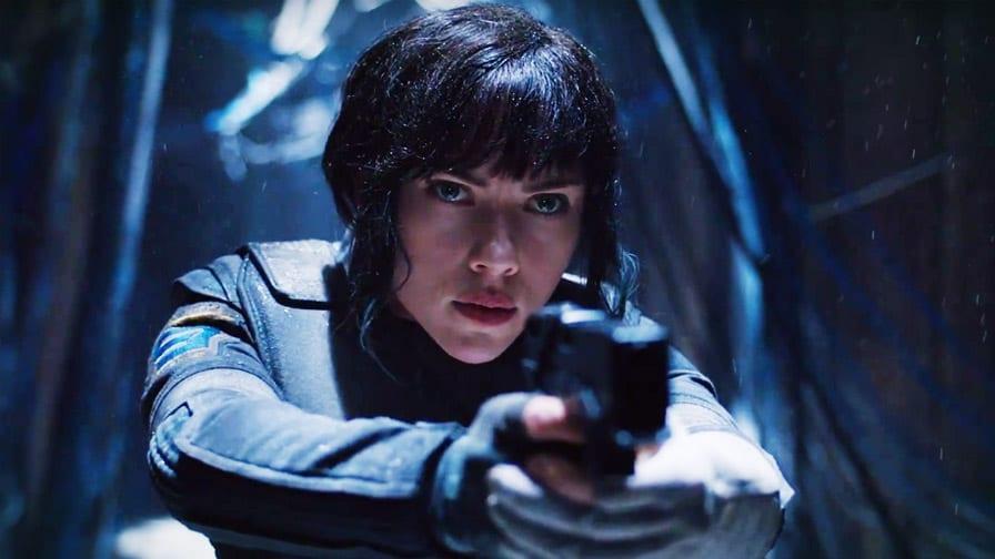 """""""A Vigilante do Amanhã: Ghost in the Shell"""" tem cinco minutos liberados pela Paramount Pictures"""