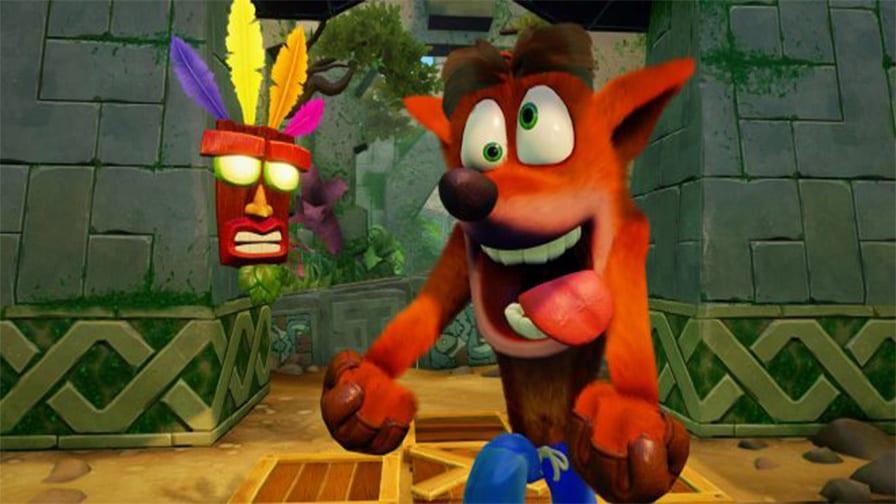 Remake de Crash Bandicoot trará clássicos do PS1 e mais