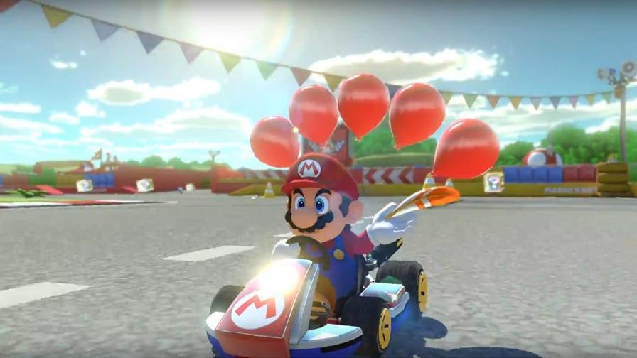 Novo Mario Kart é anunciado para os celulares
