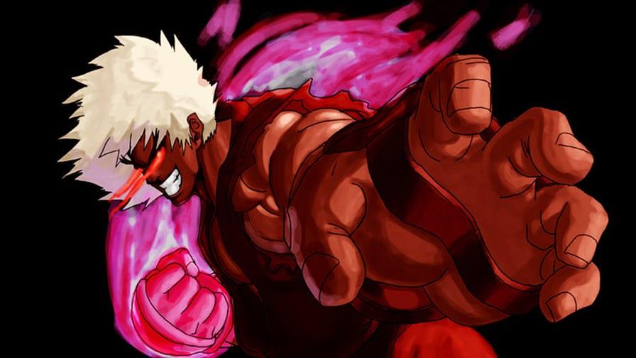 Origem E Detalhes De Evil Ryu E Violent Ken Em Ultra Street