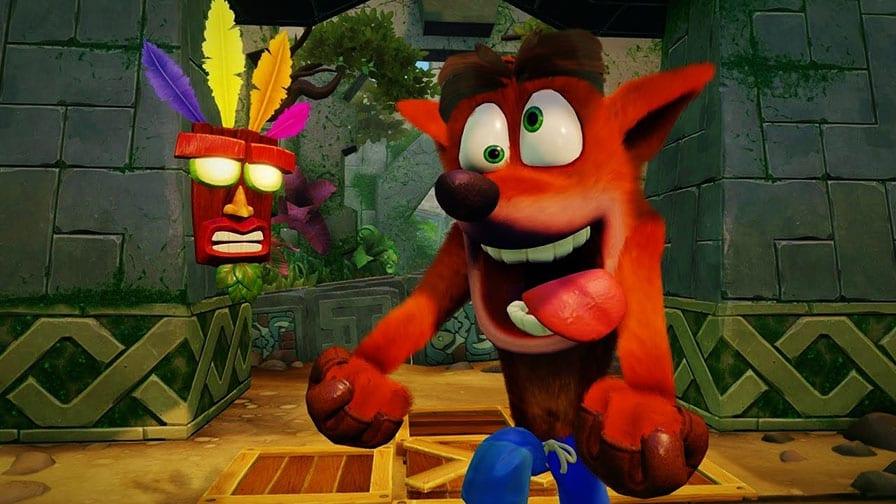 Crash Bandicoot N. Sane Trilogy é adiantado para Xbox, Switch e PC
