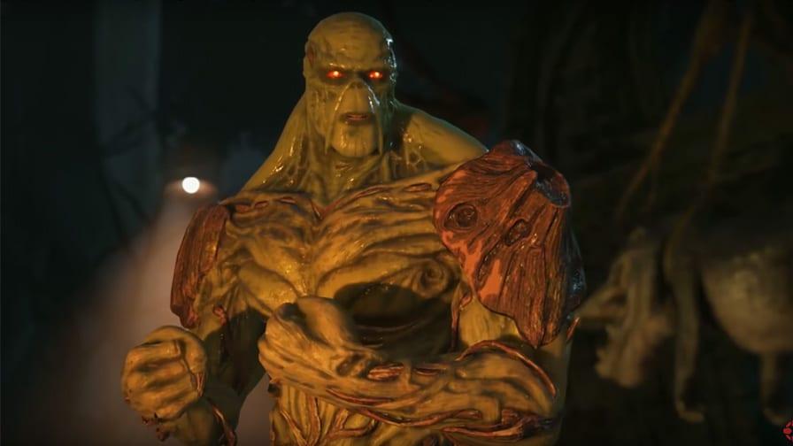 Revelado vídeo de Jogabilidade do Monstro do Pantano em Injustice 2; Confira