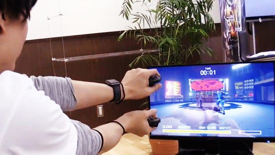 USF2: Veja como vai funcionar o modo em 1°pessoa no Nintendo Switch