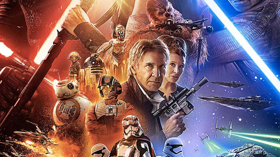 Disney revela querer mais de uma década com filmes Star Wars