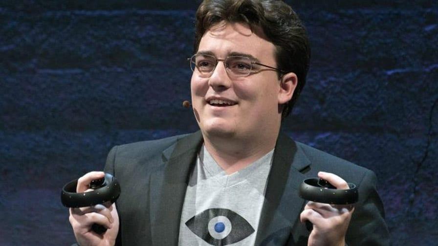 Palmer Luckey, cofundador da Oculus, deixa o Facebook