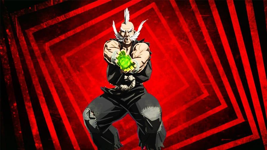 Sheng Long, clássica lenda de Street Fighter, ganha perfil bem humorado pela Capcom
