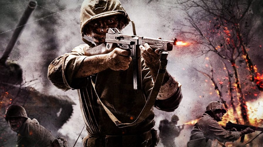 'Call of Duty' de regresso à Segunda Guerra Mundial