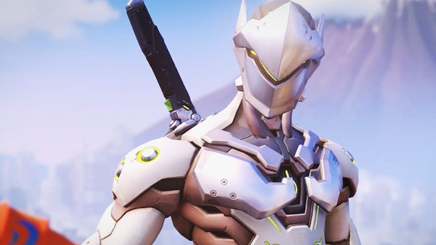 Genji, de Overwatch, chega a Heroes of the Storm